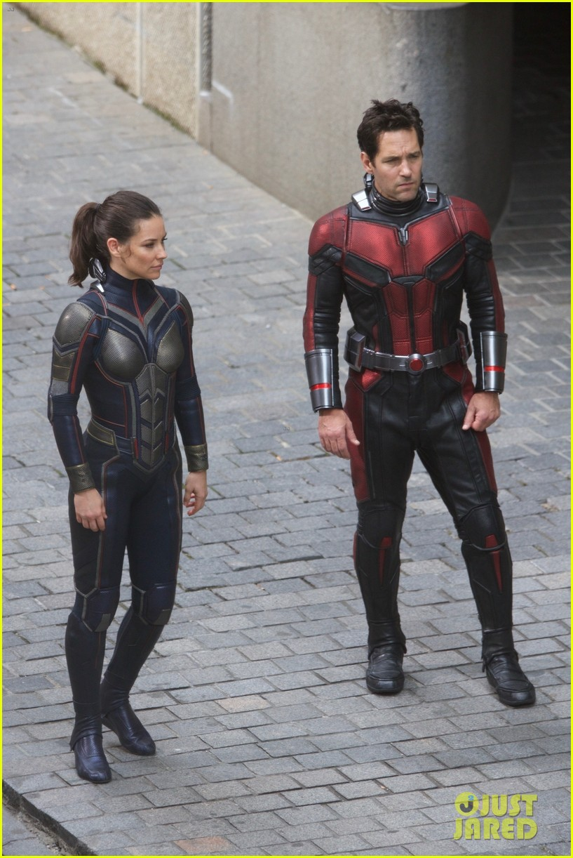 'Ant-Man & the Wasp'