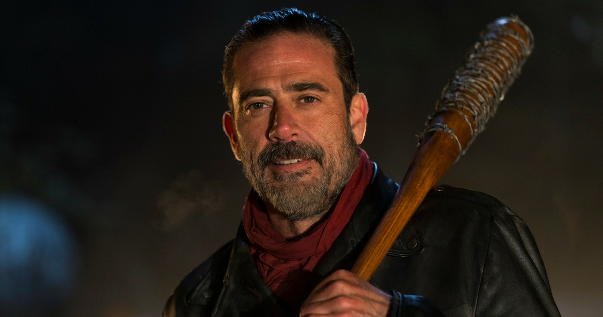 negan origin episode walking dead