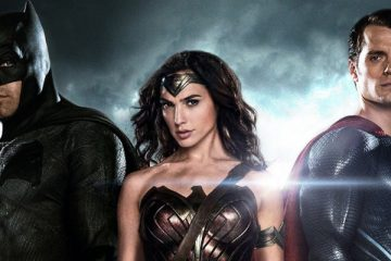 superman batman wonder woman dawn of justice