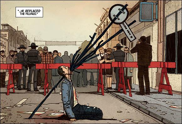 Magneto Murder