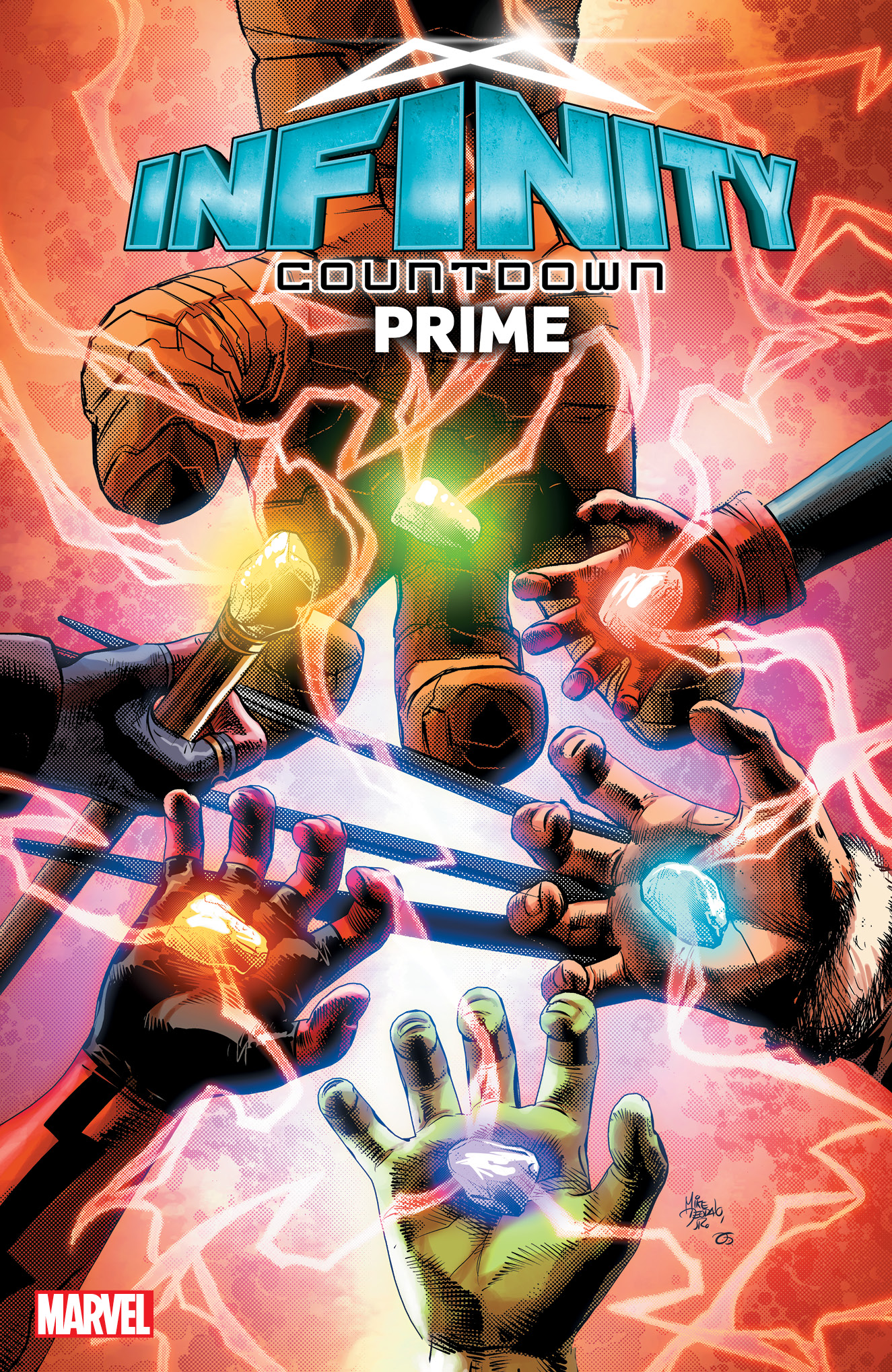 Infinity Countdown Prime #1