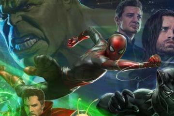 Avengers: Infinity War Trailer