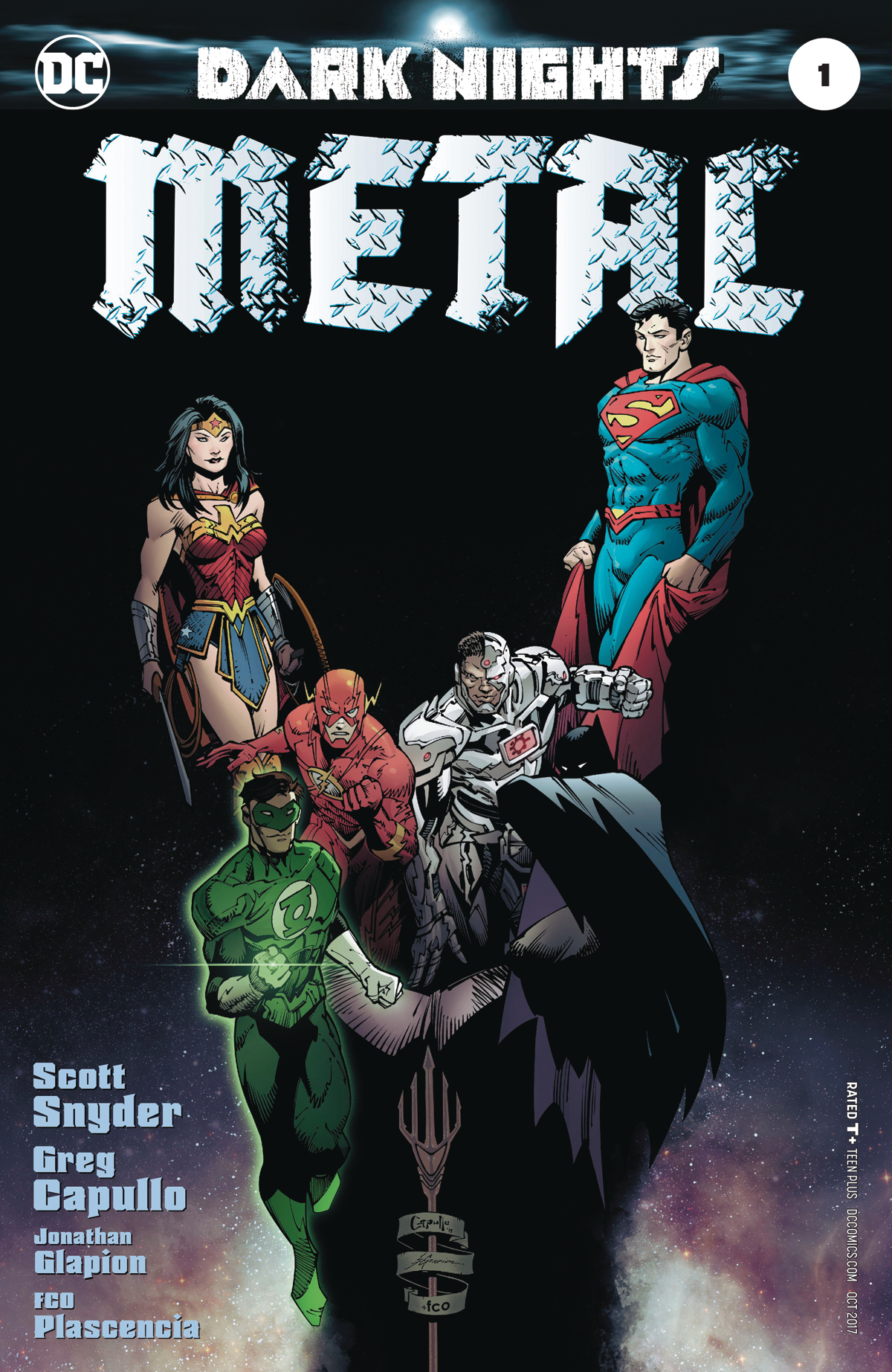 Dark Nights: Metal #1