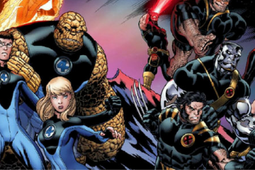 X-Men and Fantastic Four