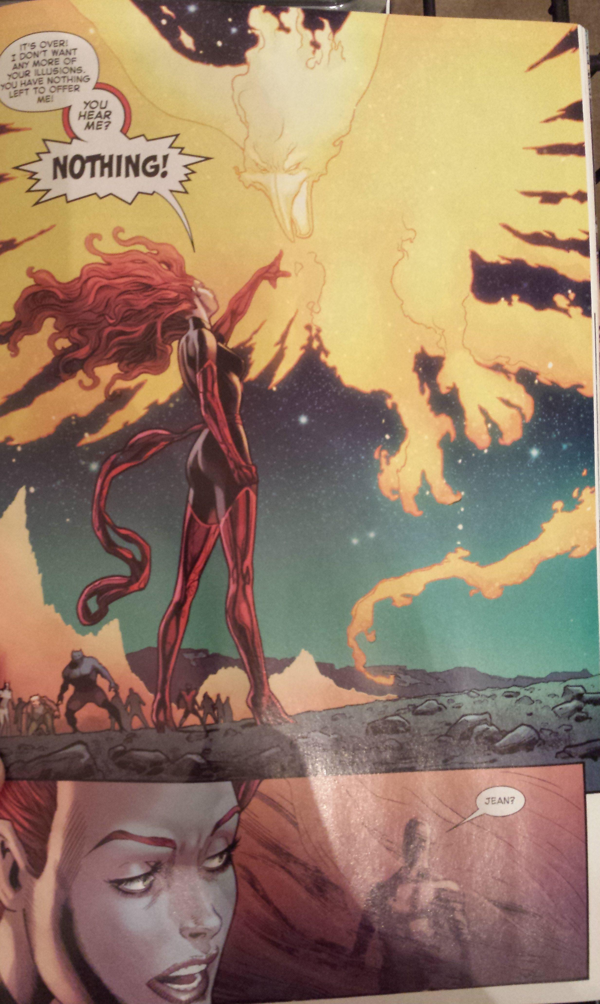 Cyclops Returns Phoenix Resurrection