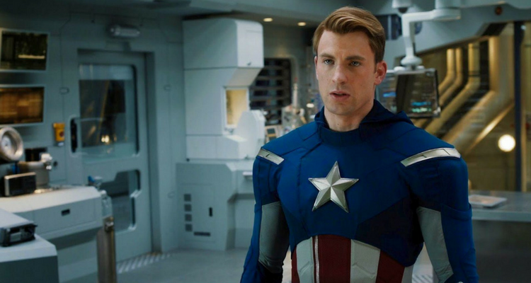 Captain America The Avengers