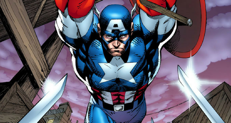 Introduces King Captain America