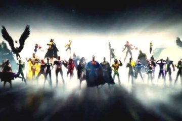 Warner Bros. & DC Films New Film Logo