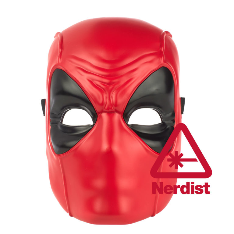 Deadpool-mask
