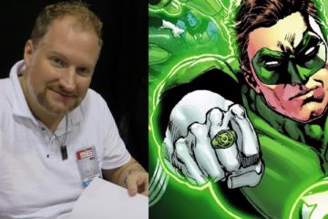 Ethan Van Sciver and Green Lantern