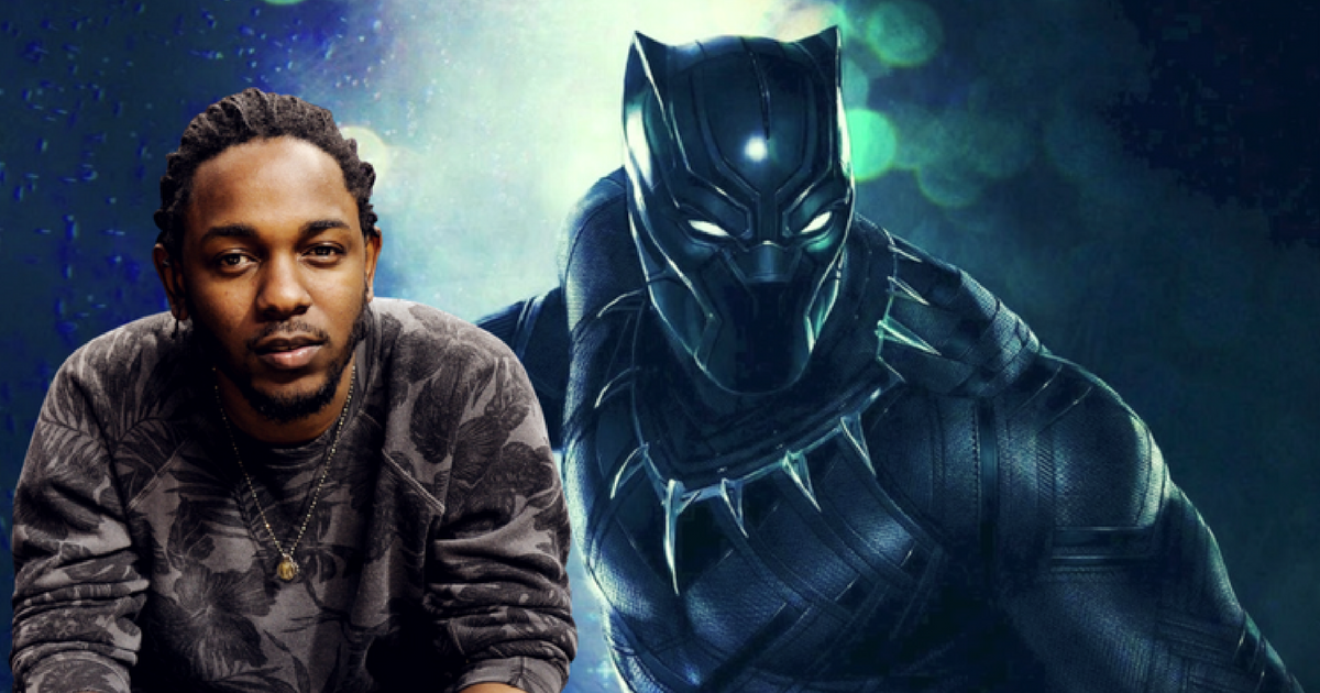 Kendrick Lamar and Black Panther