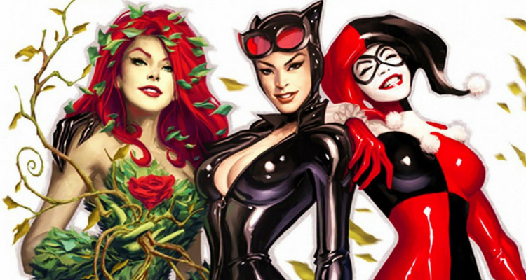 Gotham City Sirens Gets Exciting Fan Made Trailer Bounding Into Comics