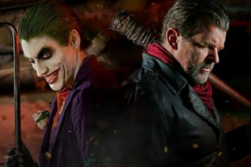 Joker vs Negan