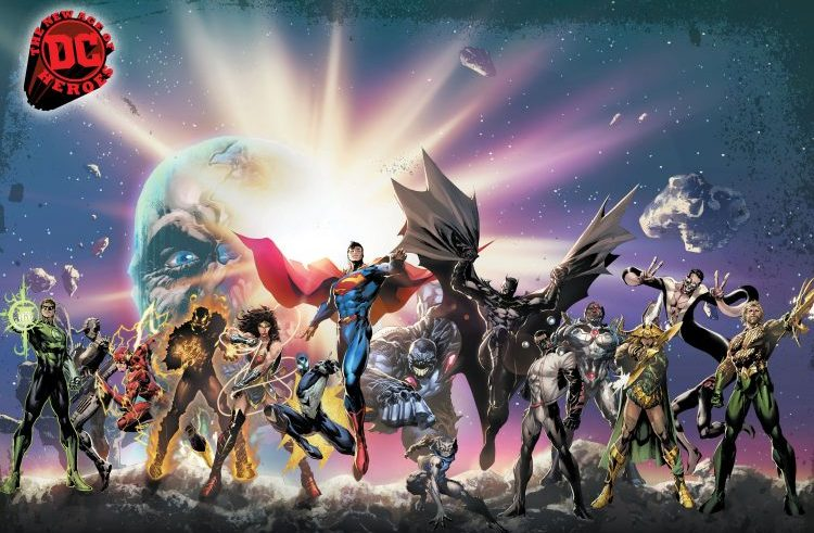 DC Comics New Age of Heroes