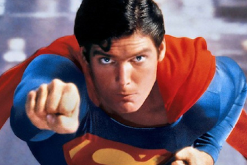 Superman George Reeve