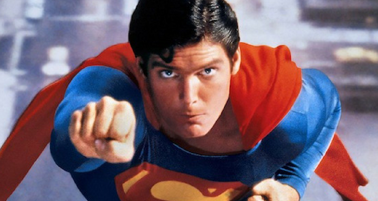 Superman George Reeve