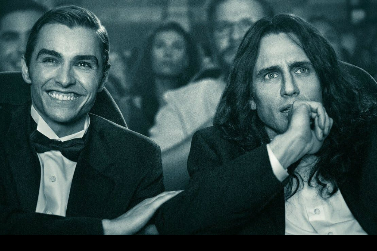 The Disaster Artist Movie