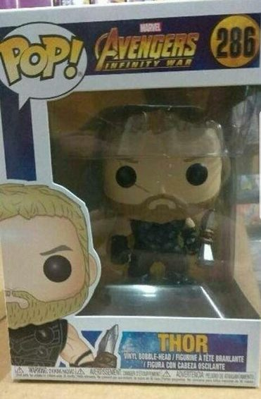 Avengers Infinity War Thor Funko POP