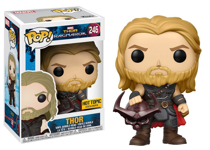 Thor: Ragnarok Funko POP
