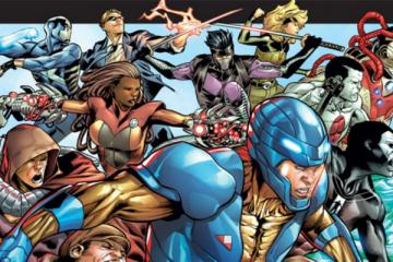 Valiant Heroes