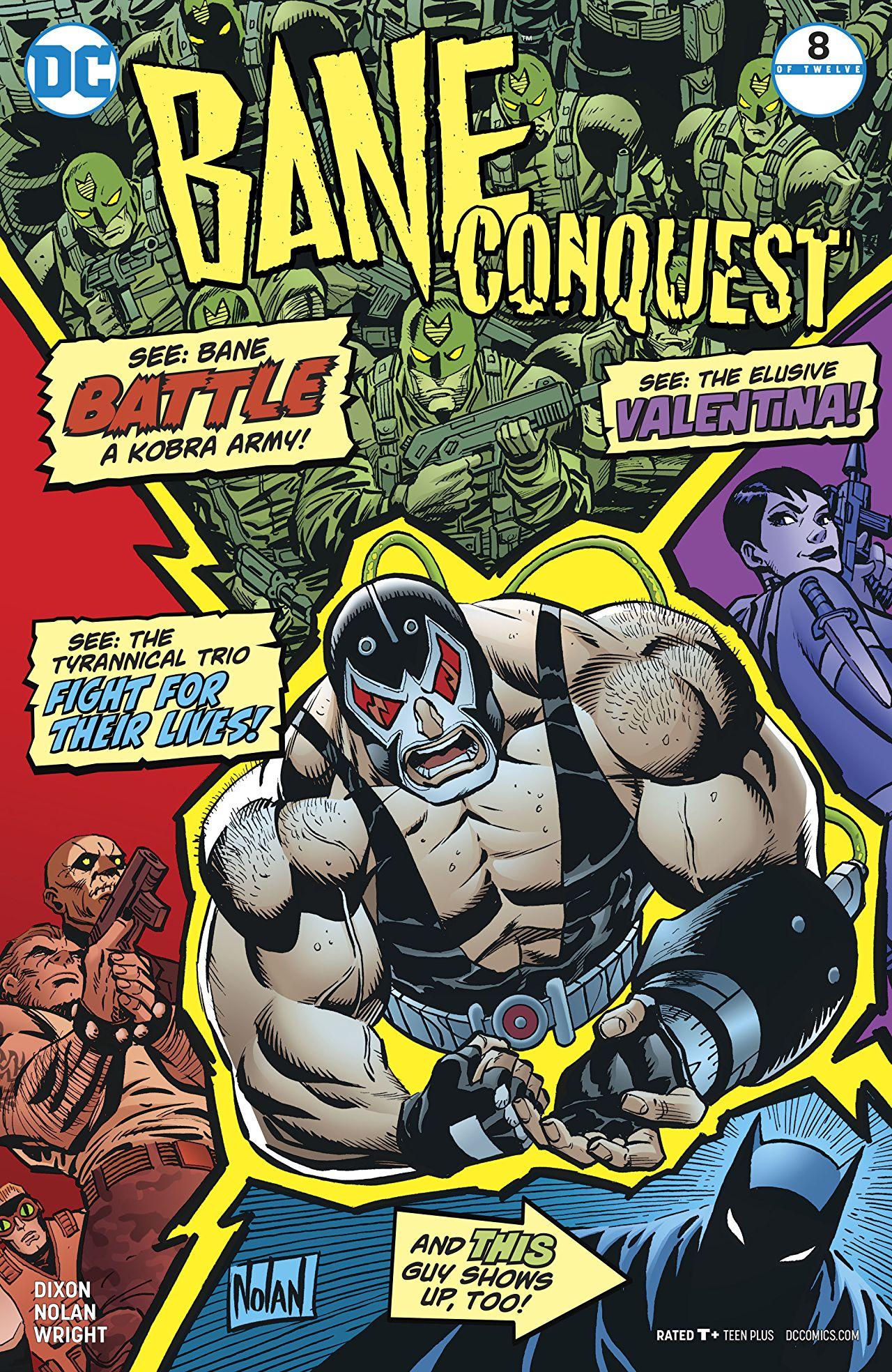 Bane Conquest #8