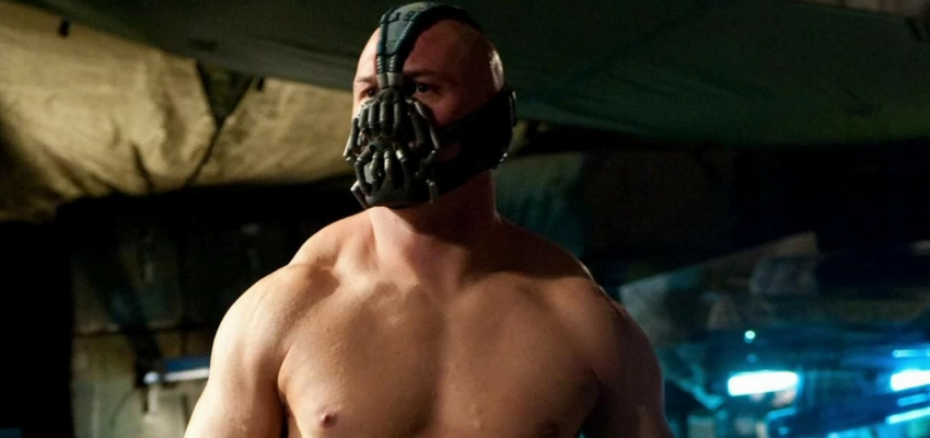 Tom Hardy - Bane from The Dark Knight Rises