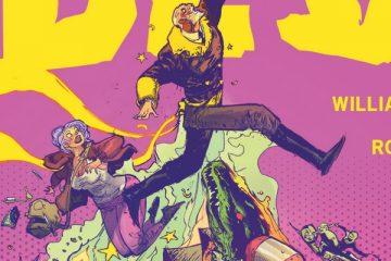 Vertigo Comics - Deathbed #1