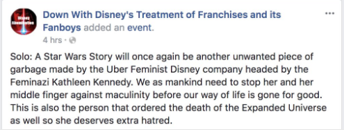 Down with Disney