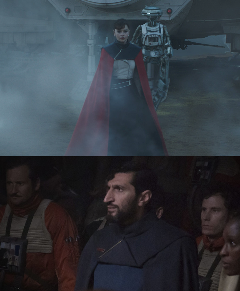 Solo: A Star Wars Story - Rogue One: A Star Wars Story