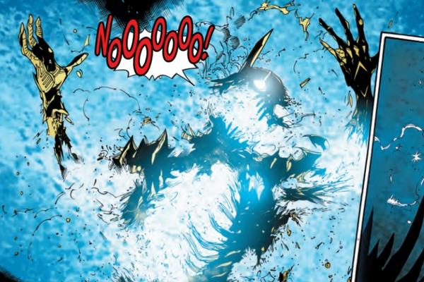 DC Comics - Dark Knights Rising: The Wild Hunt - Red Death's Death