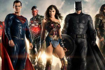 Justice League - DC Films 2017