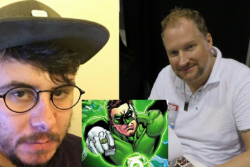 Kieran Shiach and Ethan Van Sciver