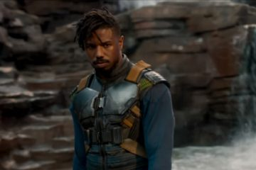 Black Panther - Killmonger Disney & Marvel Studios 2018