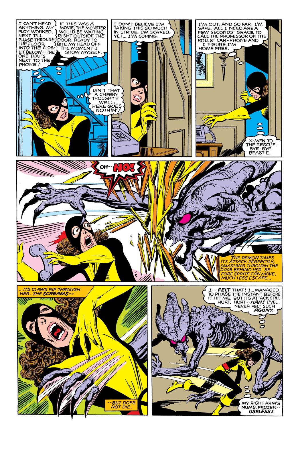 Uncanny X-Men #143