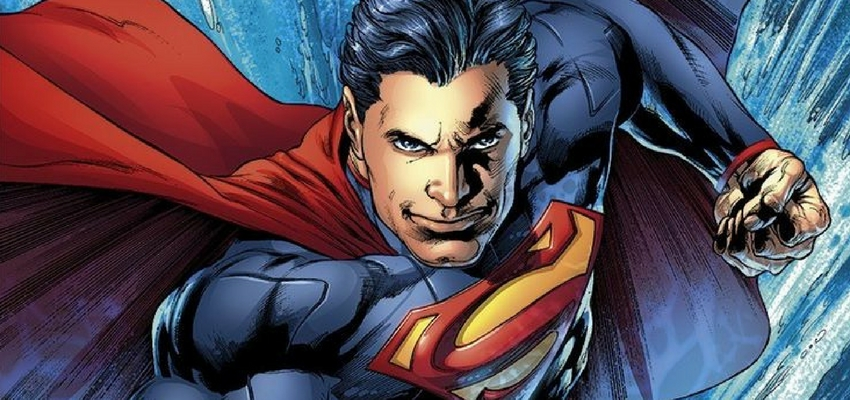 Man of Steel Superman - Art by Ivan Reis