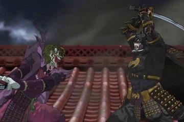 Ninja Batman - Warner Bros. Animation