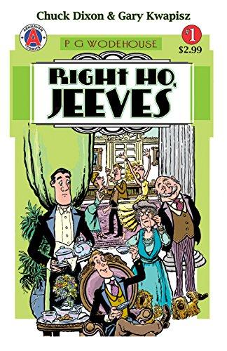 Right Ho, Jeeves #1
