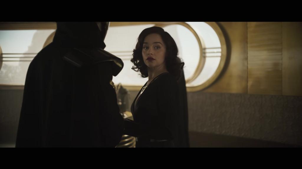 Emilia Clark - Solo: A Star Wars Story