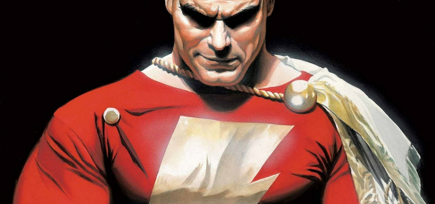 Shazam - Warner Bros. and DC Films