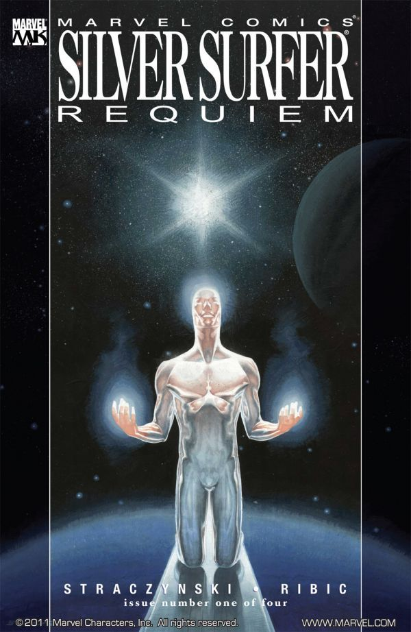 Silver Surfer: Requiem - Marvel Comics