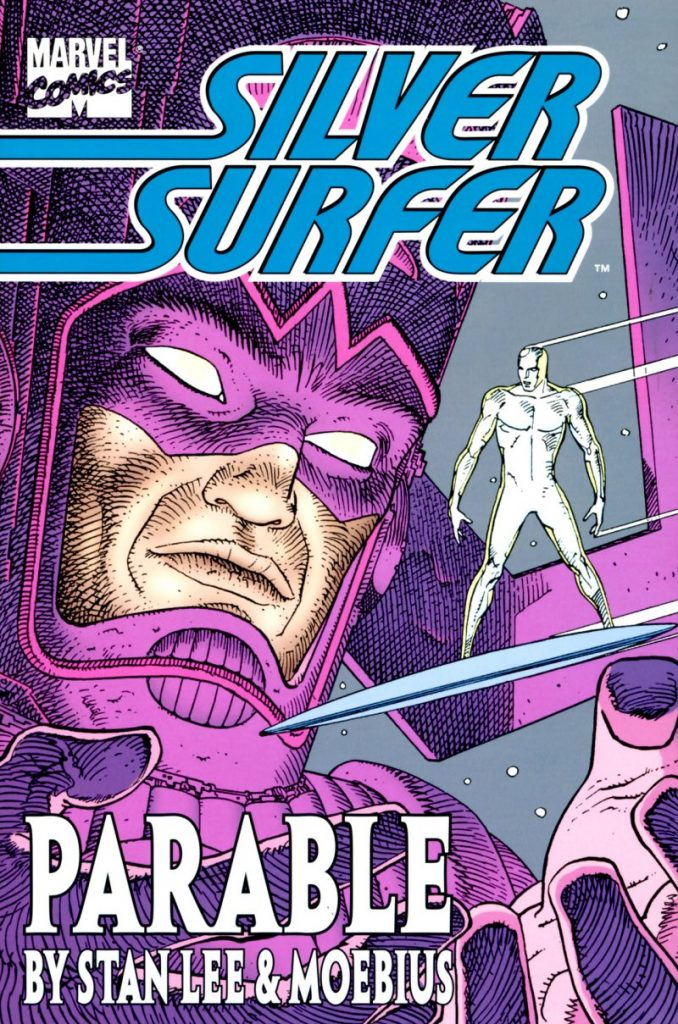 Silver Surfer - Marvel Comics