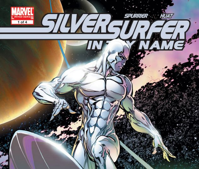 Silver Surfer - In Thy Name - Marvel Comics