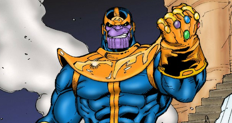Marvel Reveals Who Holds The Infinity Stones Bounding
