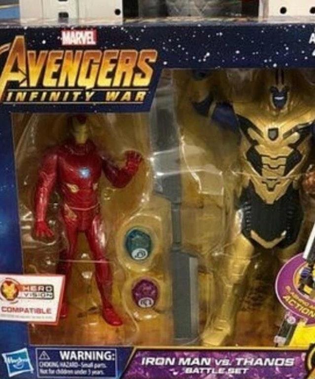 Thanos Full Armor