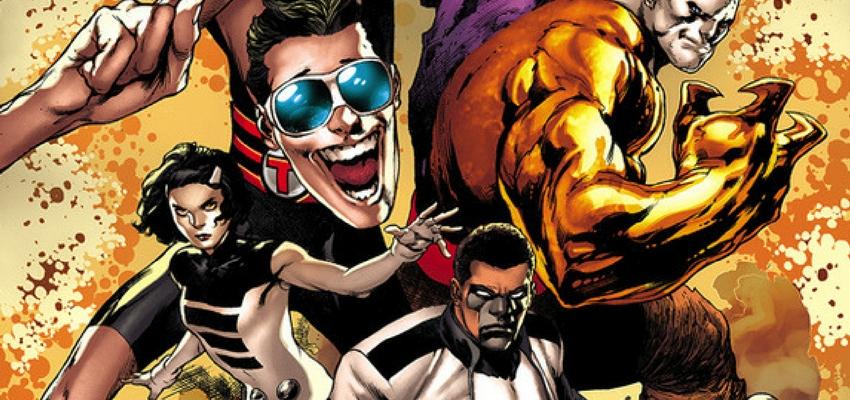 The Terrifics #1 - DC Comics