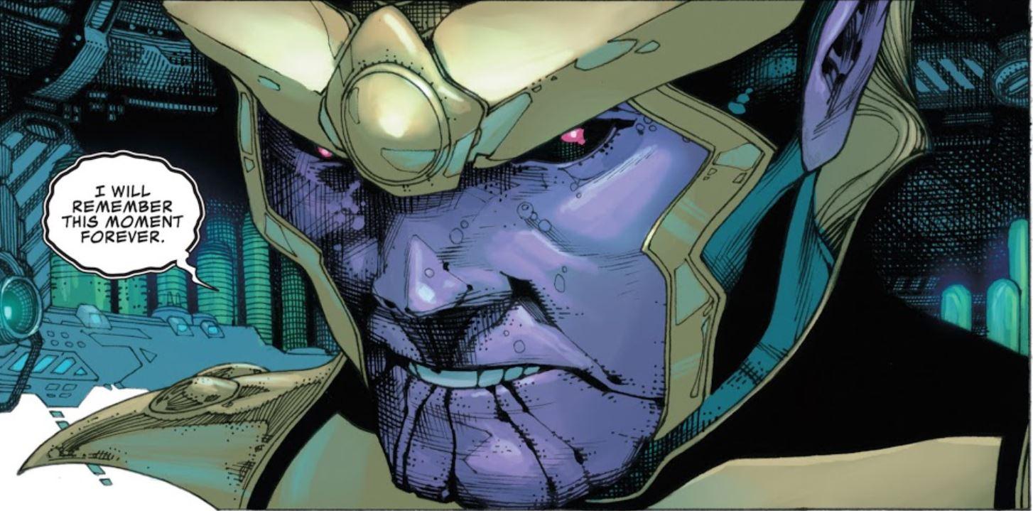Young Thanos