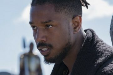 Erik Killmonger - Black Panther Disney & Marvel Studios 2018