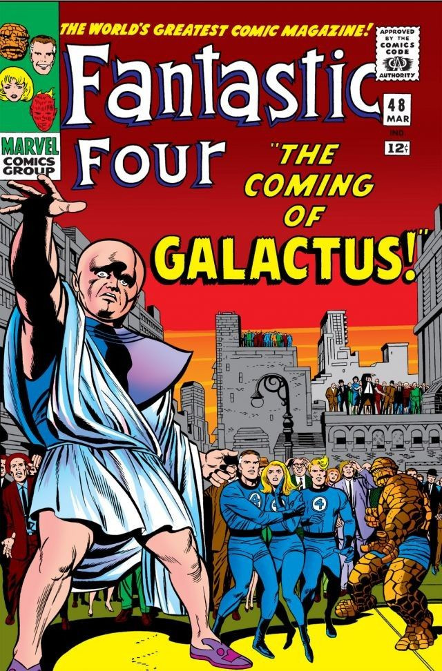 Fantastic Four #48 - Marvel Comics