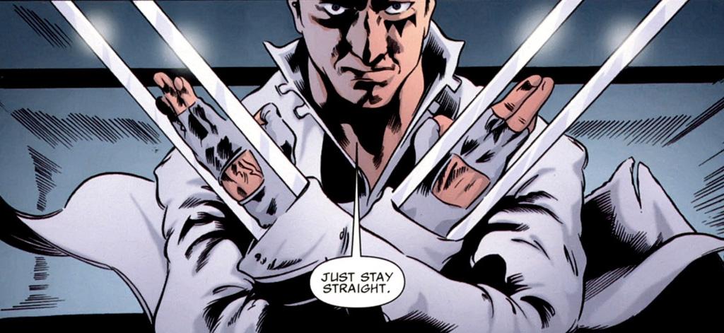 Shatterstar arm blade