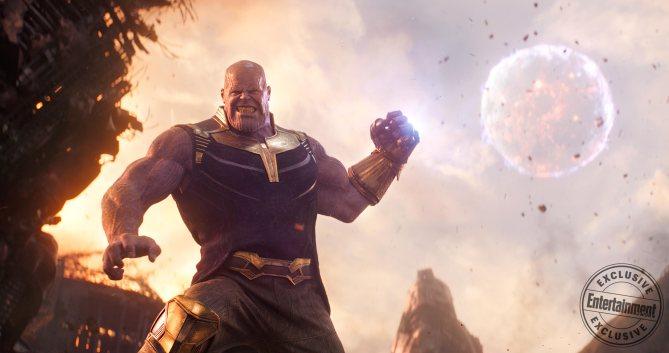 Thanos/Titan Planet